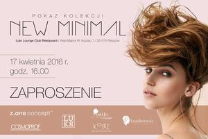 Z.ONE CONCEPT POLSKA 2016- pokaz fryzjerski